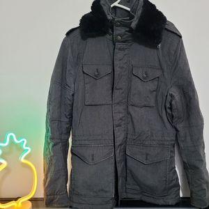 Zara Man Parka Jacket